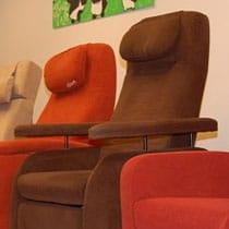 Sta-op fauteuils